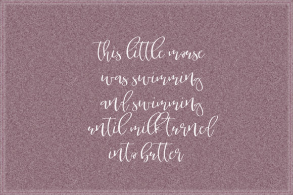 Joykom Font By Katie Holland Image 3