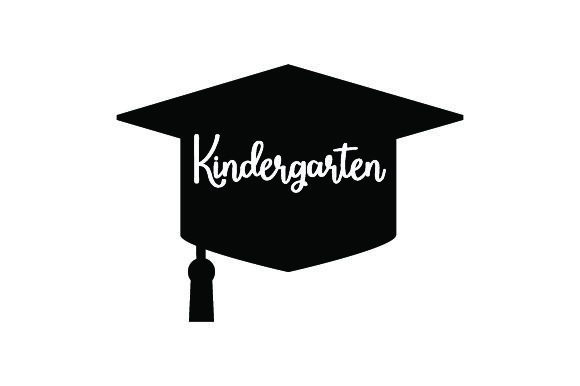 Download Free Kindergarten Svg Cut File By Creative Fabrica Crafts Creative for Cricut Explore, Silhouette and other cutting machines.