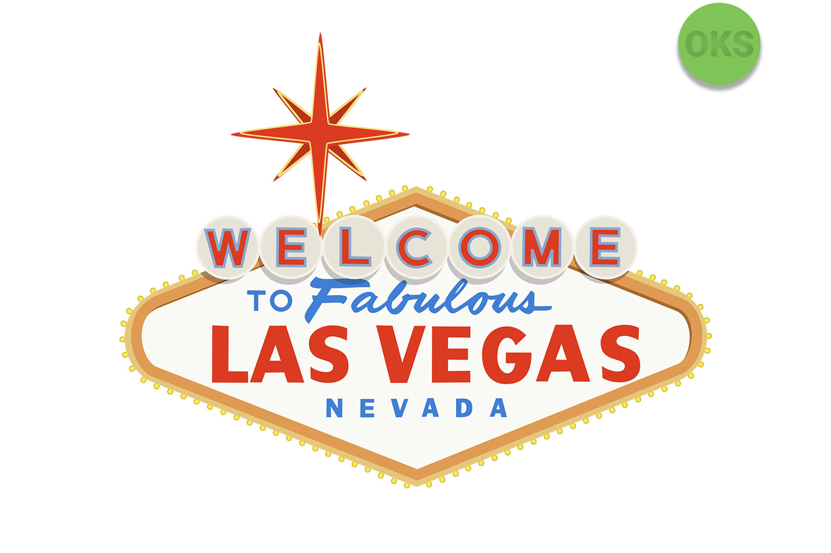 Download Free Las Vegas Sign Svg Vector Graphic By Crafteroks Creative Fabrica for Cricut Explore, Silhouette and other cutting machines.
