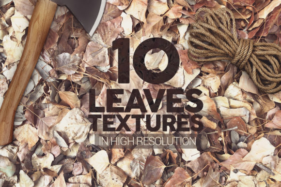 Leaves Textures X10 Graphic Textures By SmartDesigns