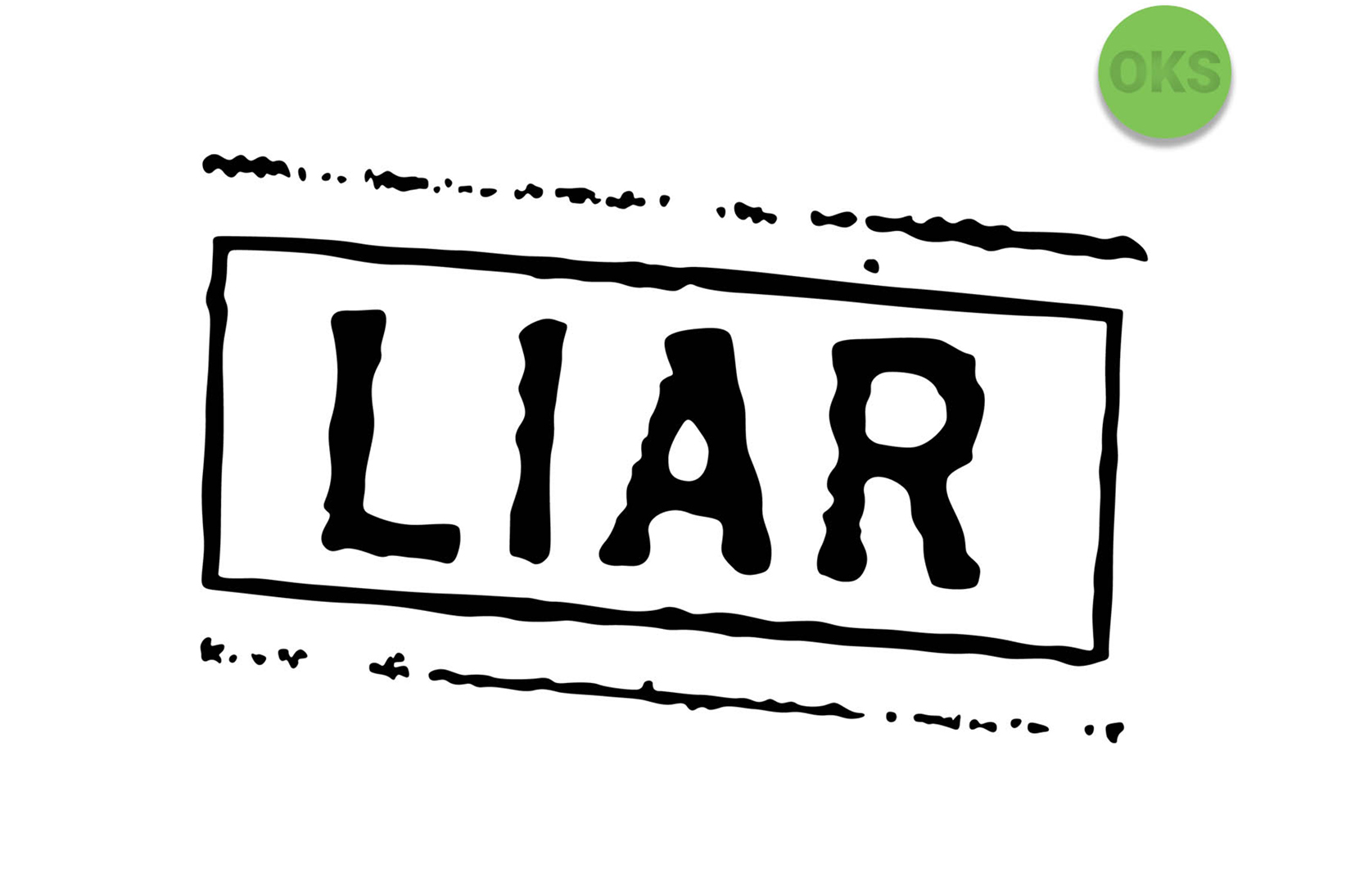 Download Free Liar Vector Graphic By Crafteroks Creative Fabrica for Cricut Explore, Silhouette and other cutting machines.