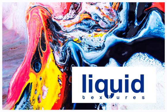 Liquid Textures Marble Ink Acrylic Graphic Textures By 2SUNS