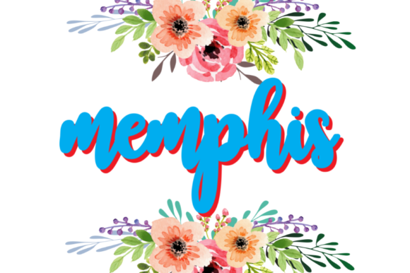 Print on Demand: Memphis Script & Handwritten Font By Autumn Designs