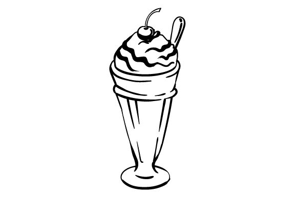Download Free Milkshake Svg Cut File By Creative Fabrica Crafts Creative Fabrica for Cricut Explore, Silhouette and other cutting machines.