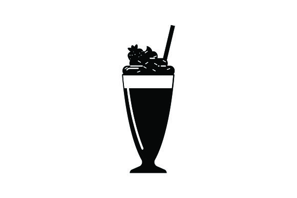Download Free Milkshakes Svg Cut File By Creative Fabrica Crafts Creative for Cricut Explore, Silhouette and other cutting machines.