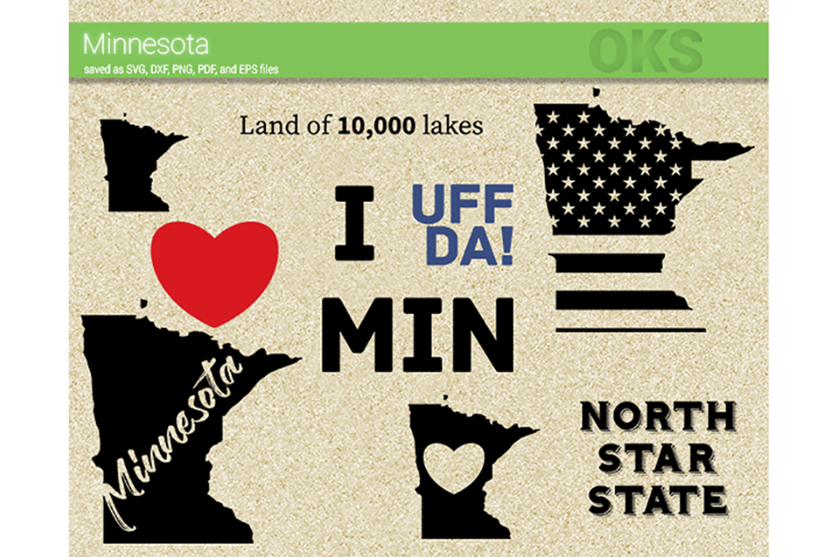 Download Free Minnesota Graphic By Crafteroks Creative Fabrica for Cricut Explore, Silhouette and other cutting machines.