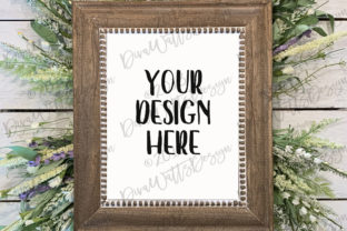 Mock-Up Farmhouse Sign Graphic Product Mockups By Diva Watts Designs