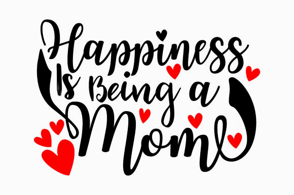 Download Free Mom Svg Graphic By Arief Sapta Adjie Creative Fabrica for Cricut Explore, Silhouette and other cutting machines.