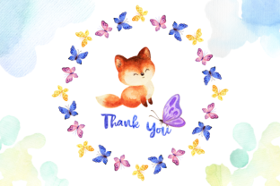 Print on Demand: Mom's Tenderness. Watercolor Foxes and B Graphic Illustrations By Olga Belova 6