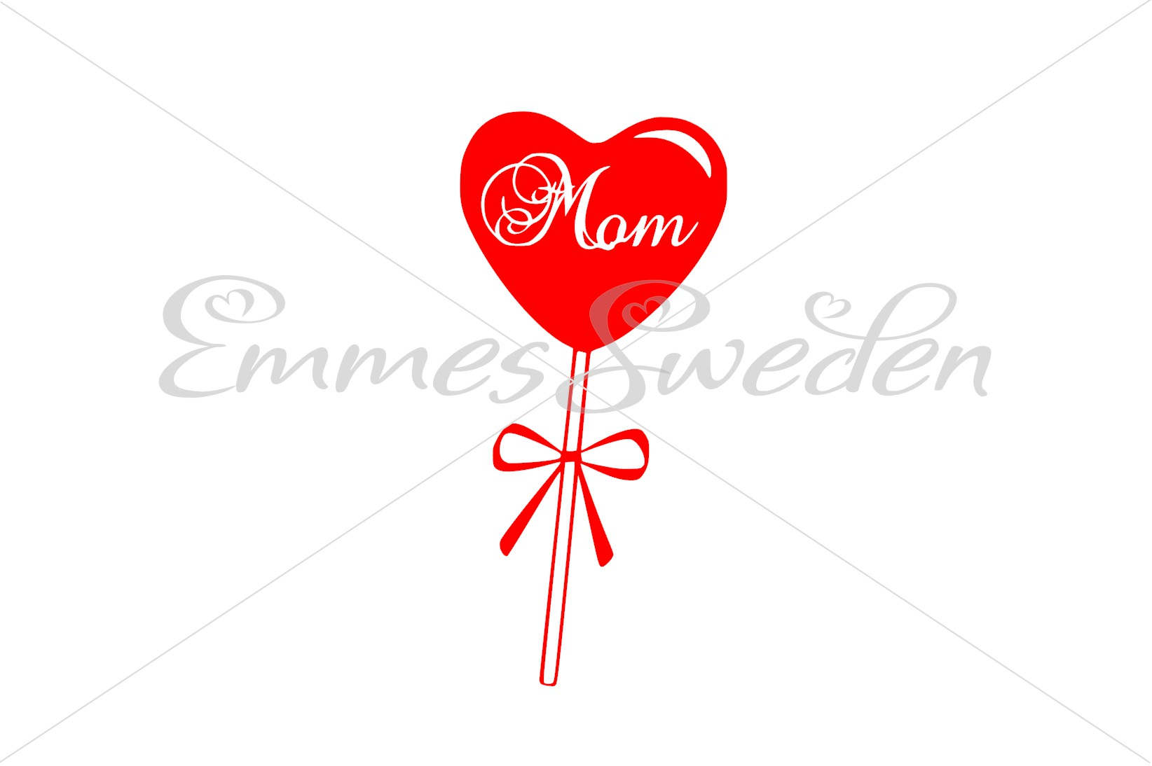 Download Free Mother S Day Heart Svg Graphic By Emmessweden Creative Fabrica for Cricut Explore, Silhouette and other cutting machines.