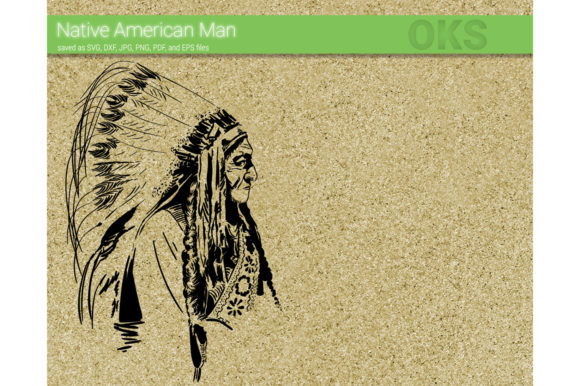 Download Free Native American Svg Vector Graphic By Crafteroks Creative Fabrica for Cricut Explore, Silhouette and other cutting machines.