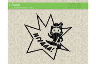 Download Free Ninja Kick Svg Vector Clipart Graphic By Crafteroks Creative for Cricut Explore, Silhouette and other cutting machines.