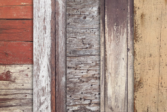 Old Wood Textures X10 Graphic Textures By SmartDesigns - Image 3