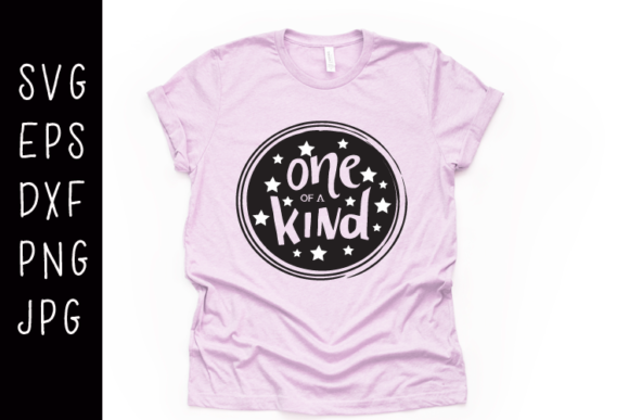 Download Free One Of A Kind Svg Graphic By Carrtoonz Creative Fabrica for Cricut Explore, Silhouette and other cutting machines.