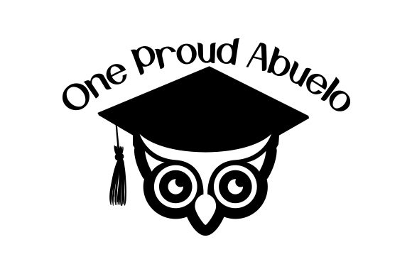 Download Free One Proud Abuelo Svg Cut File By Creative Fabrica Crafts for Cricut Explore, Silhouette and other cutting machines.