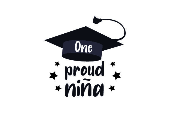 Download Free One Proud Nina Svg Cut File By Creative Fabrica Crafts for Cricut Explore, Silhouette and other cutting machines.