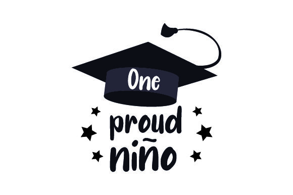 Download Free One Proud Nino Svg Cut File By Creative Fabrica Crafts for Cricut Explore, Silhouette and other cutting machines.