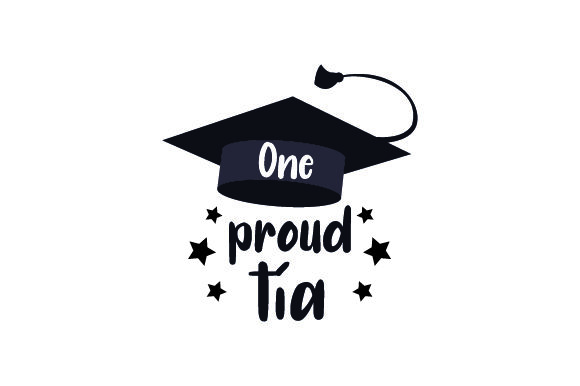 Download Free One Proud Tia Svg Cut File By Creative Fabrica Crafts Creative for Cricut Explore, Silhouette and other cutting machines.