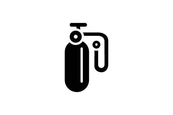Download Free Oxygen Icon Graphic By Hellopixelzstudio Creative Fabrica for Cricut Explore, Silhouette and other cutting machines.