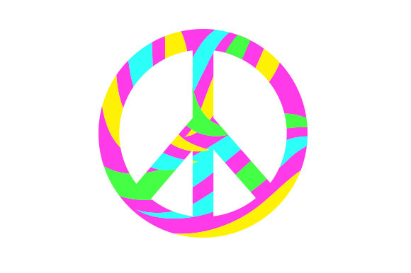 Download Free Peace Sign Symbol Svg Cut File By Creative Fabrica Crafts for Cricut Explore, Silhouette and other cutting machines.