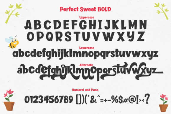 Print on Demand: Perfect Sweet Trio Script & Handwritten Font By Lettersiro Co. - Image 15