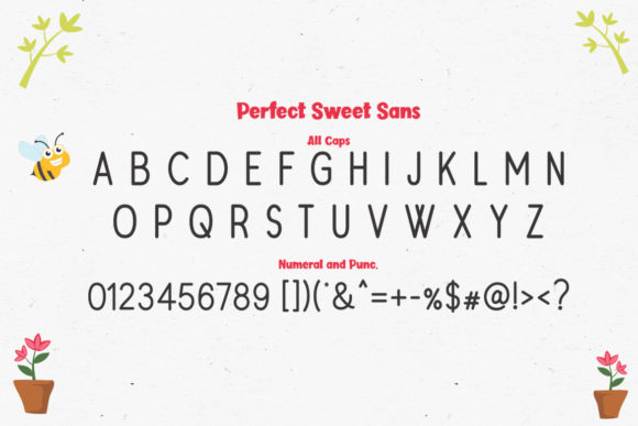 Print on Demand: Perfect Sweet Trio Script & Handwritten Font By Lettersiro Co. - Image 16
