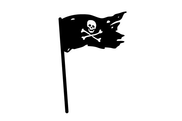 Download Free Pirate Flag Svg Cut File By Creative Fabrica Crafts Creative SVG Cut Files