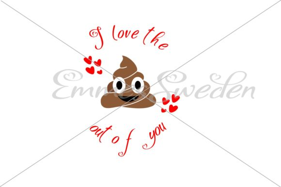 Download Free Poop Emoji Svg Love Svg Graphic By Emmessweden Creative Fabrica for Cricut Explore, Silhouette and other cutting machines.