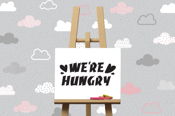 Print on Demand: Pregnancy Announcement SVG Graphic Illustrations By duka