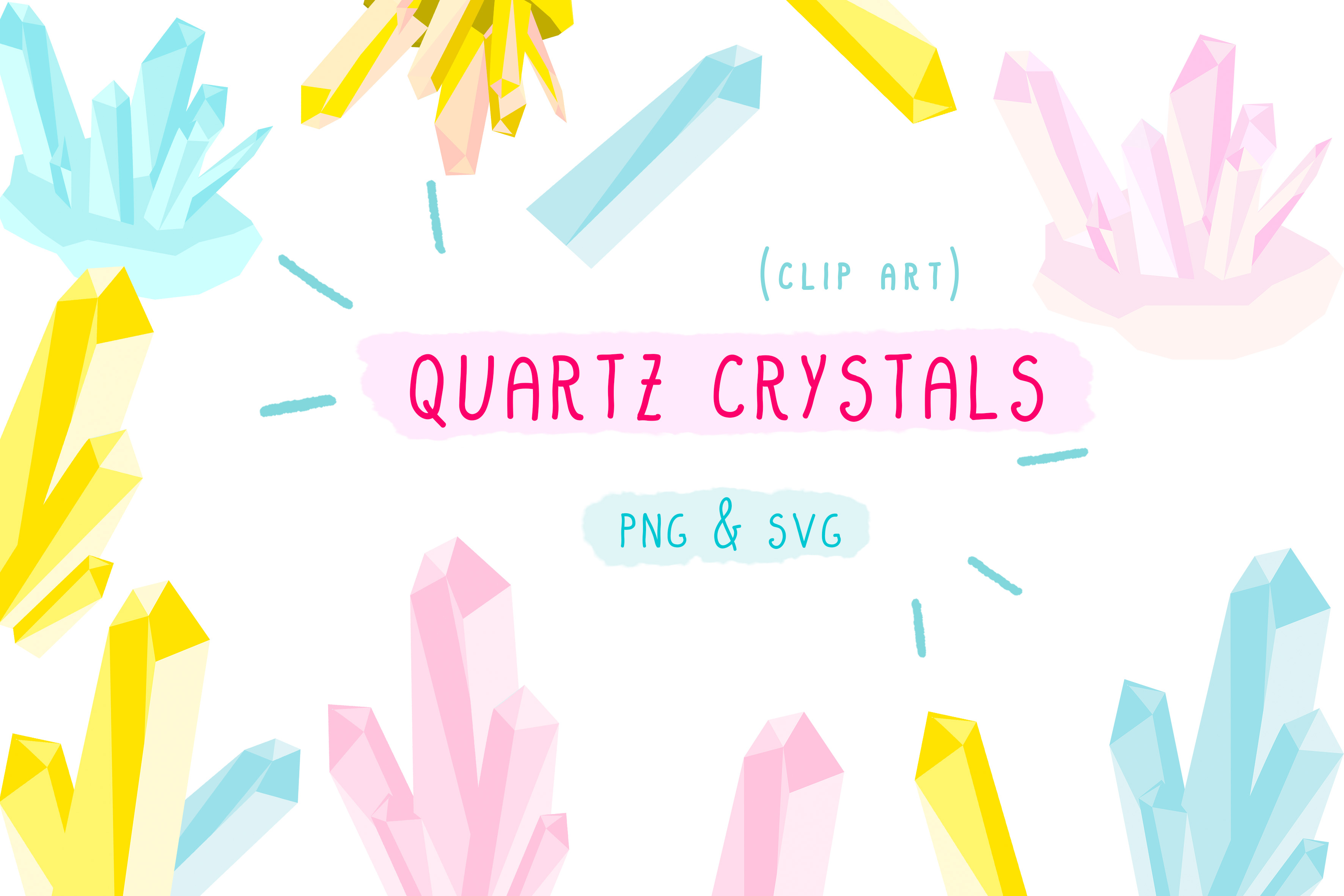 Download Free Quartz Crystal Magic Stone Clip Art Graphic By Inkclouddesign Creative Fabrica for Cricut Explore, Silhouette and other cutting machines.