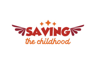 Download Free Saving The Childhood Quote Svg Cut Graphic By Thelucky for Cricut Explore, Silhouette and other cutting machines.