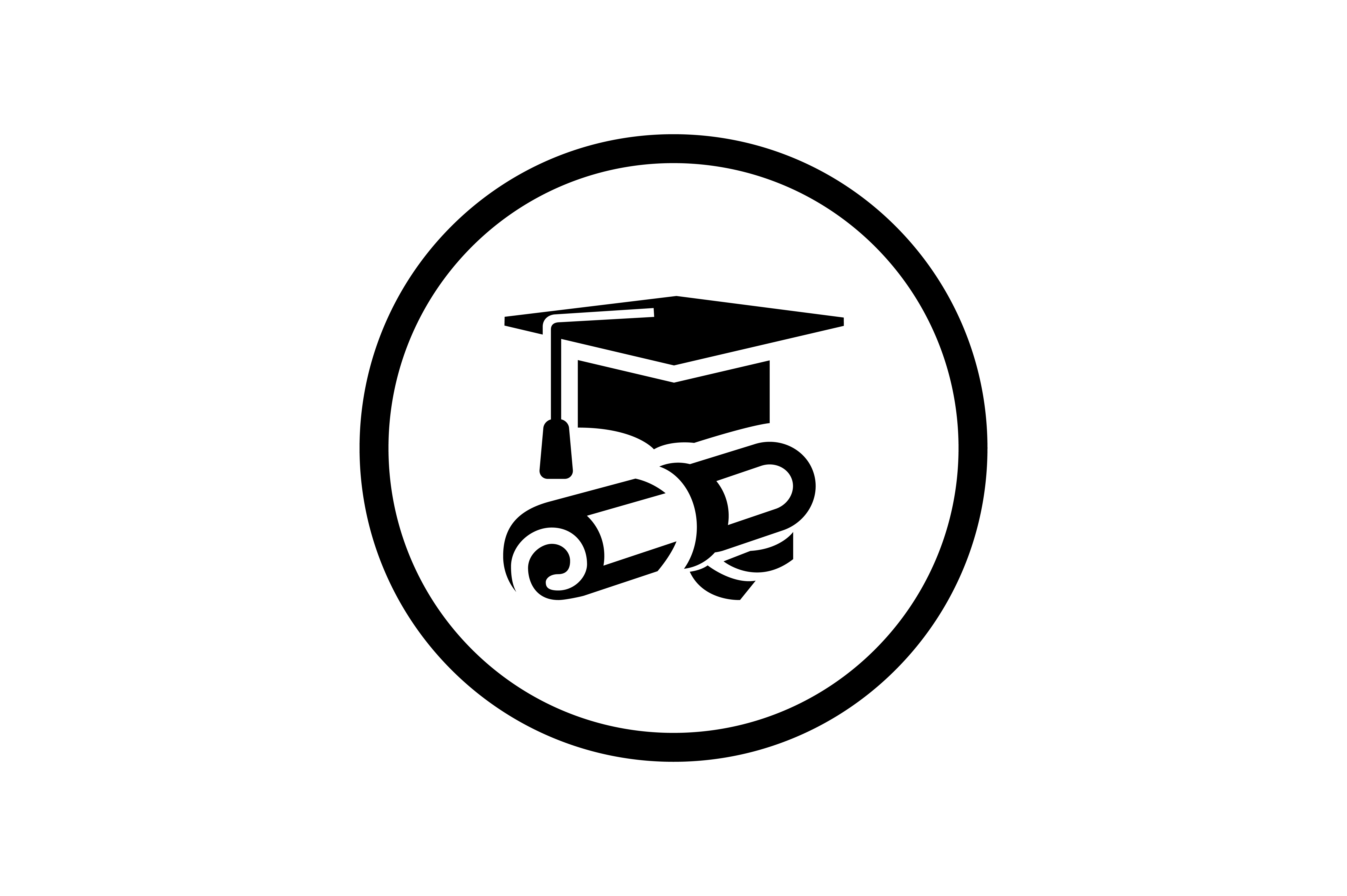 Download Free School Education Icon Graphic By Zafreeloicon Creative Fabrica for Cricut Explore, Silhouette and other cutting machines.