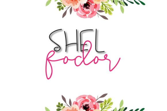 Print on Demand: Shel Fodor Script Script & Handwritten Font By Autumn Designs