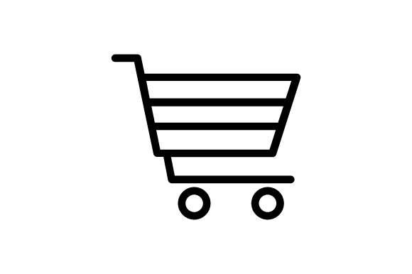 Download Free Shopping Cart Icon Grafik Von Marco Livolsi2014 Creative Fabrica for Cricut Explore, Silhouette and other cutting machines.