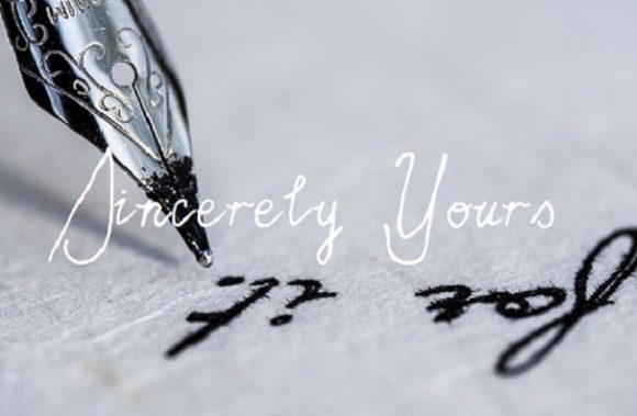 Print on Demand: Sincerely Yours Script & Handwritten Font By Shelley
