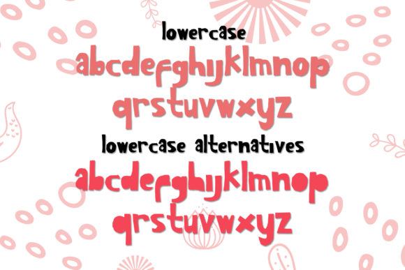 Skit Cut Font By dmletter31 Image 7
