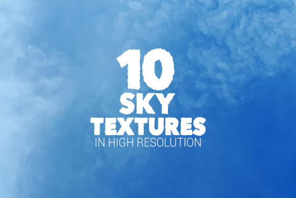 Sky Textures X10 Graphic Textures By SmartDesigns