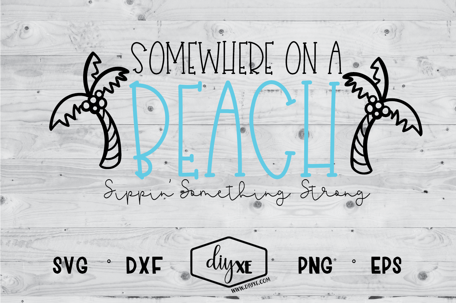 Somewhere On A Beach Graphic By Sheryl Holst Creative Fabrica