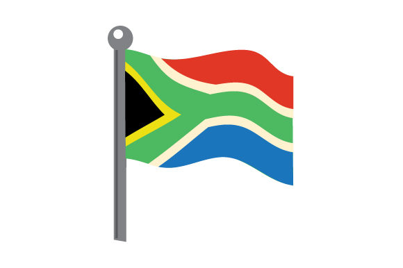 Download Free South African Flag Svg Cut File By Creative Fabrica Crafts for Cricut Explore, Silhouette and other cutting machines.