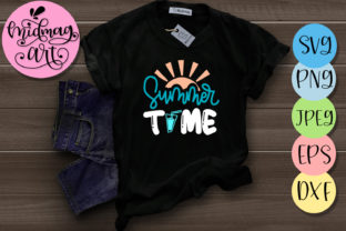 Download Free Summer Time Svg Summer 2019 Svg Graphic By Midmagart Creative for Cricut Explore, Silhouette and other cutting machines.