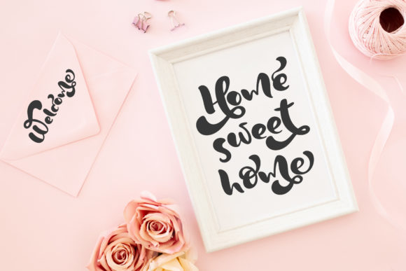 Print on Demand: Sweet Dreams Script & Handwritten Font By Happy Letters - Image 2