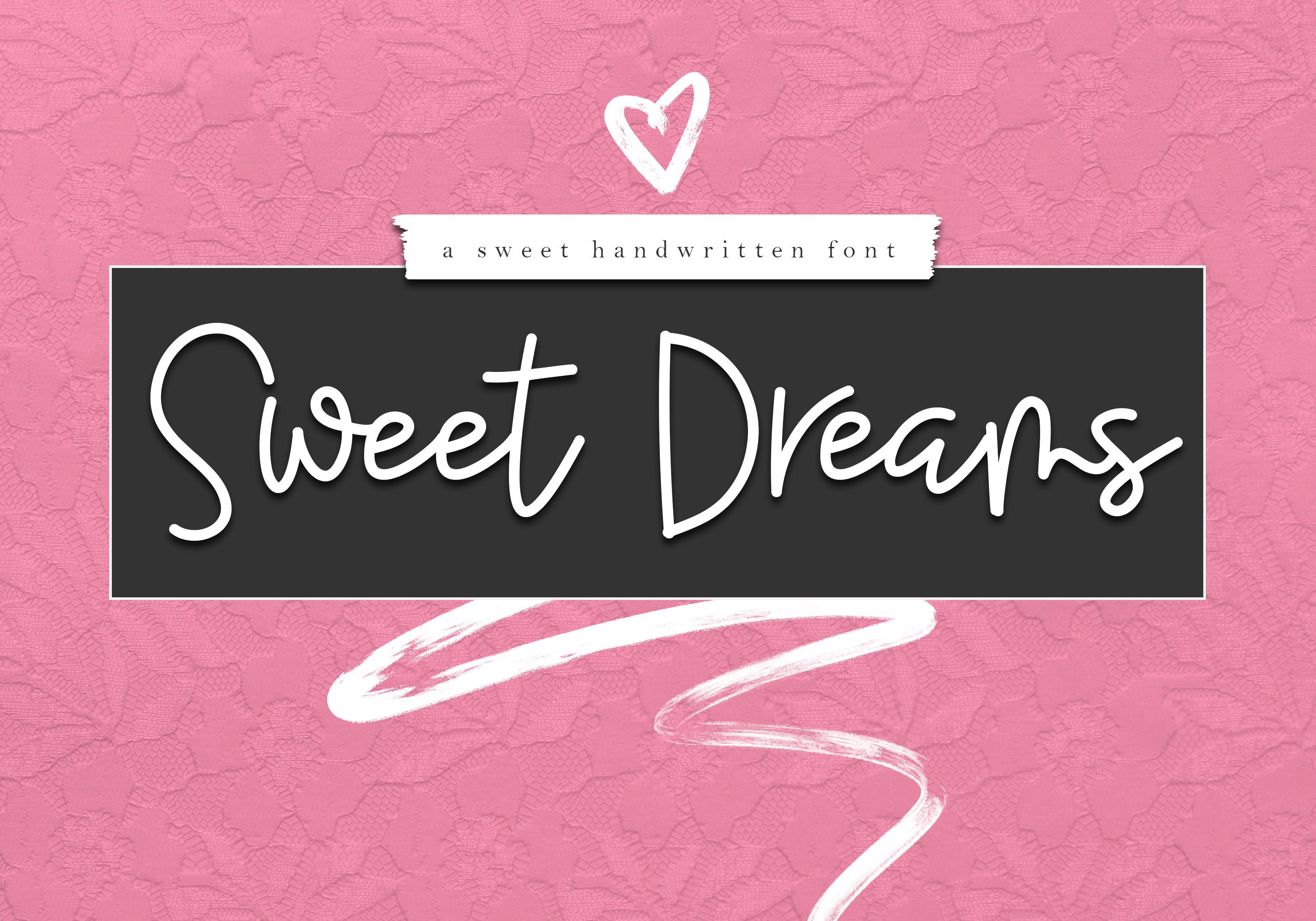 Download Free Sweet Dreams Font By Ka Designs Creative Fabrica SVG Cut Files