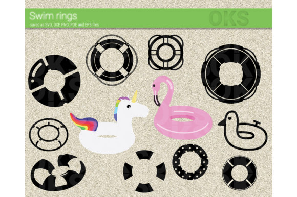 Download Free Swim Ring Float Svg Vector Clipart Graphic By Crafteroks for Cricut Explore, Silhouette and other cutting machines.