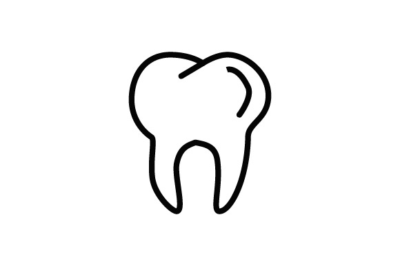 Download Free Teeth Icon Graphic By Hellopixelzstudio Creative Fabrica for Cricut Explore, Silhouette and other cutting machines.