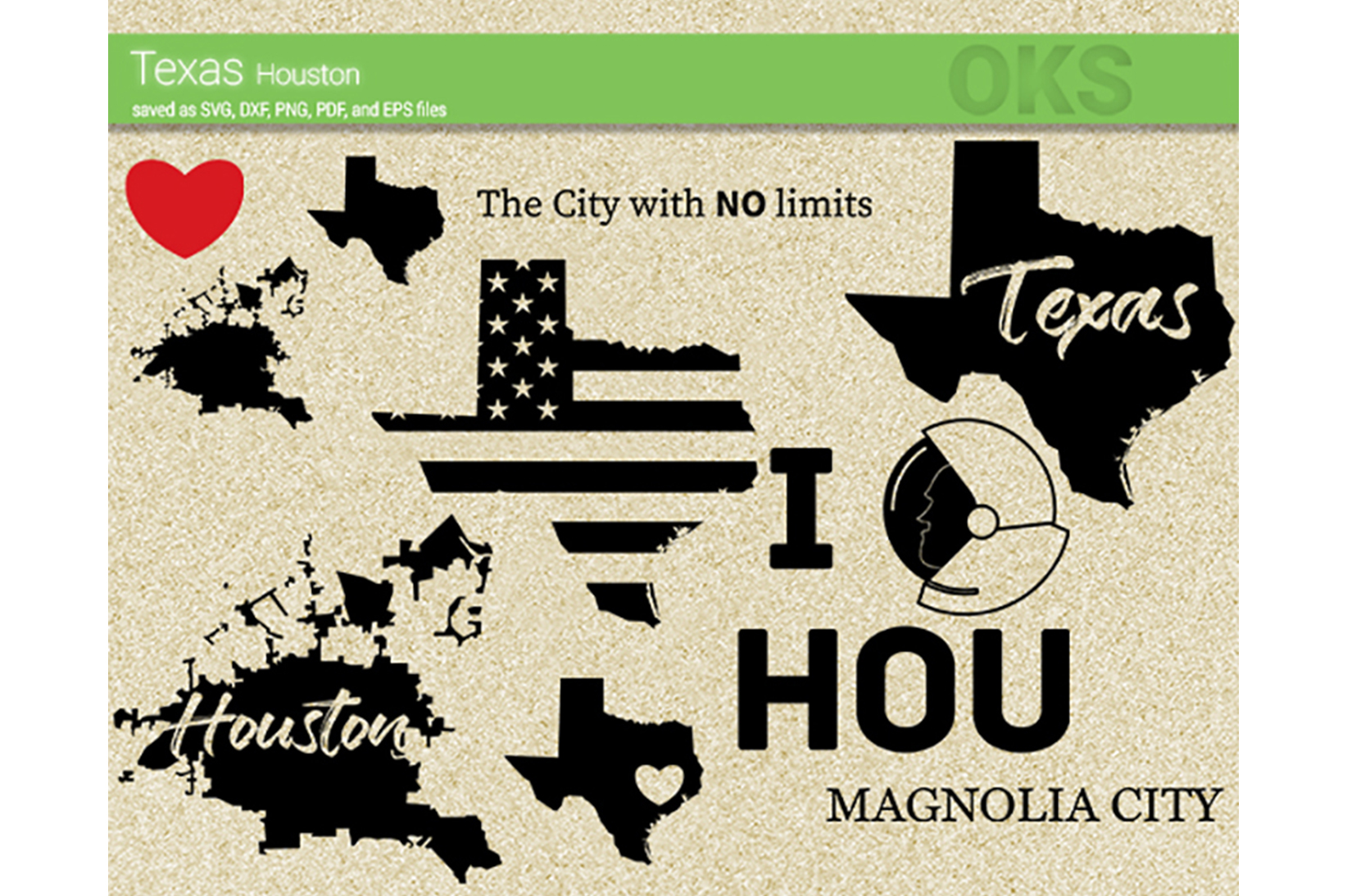 Download Free Texas Houston Svg Vector Graphic By Crafteroks Creative Fabrica for Cricut Explore, Silhouette and other cutting machines.