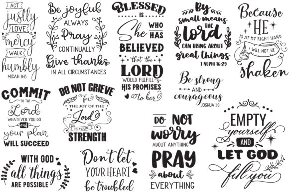 The Religious SVG Pack Graphic By SVG Addict Shop Image 2