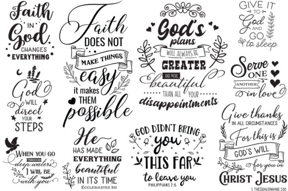 The Religious SVG Pack Graphic By SVG Addict Shop Image 3