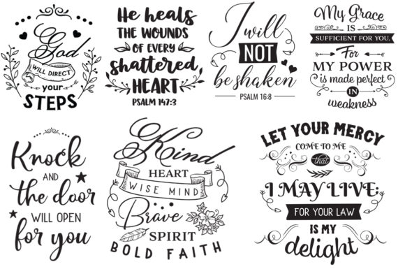 The Religious SVG Pack Graphic By SVG Addict Shop Image 4