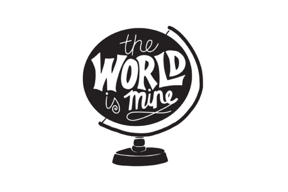 The World is Mine SVG