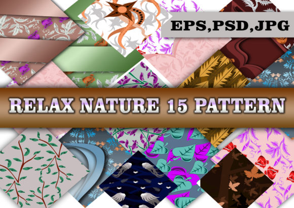The Cheapest Design Pattern Graphic Patterns By ahmaddesign99 - Image 2